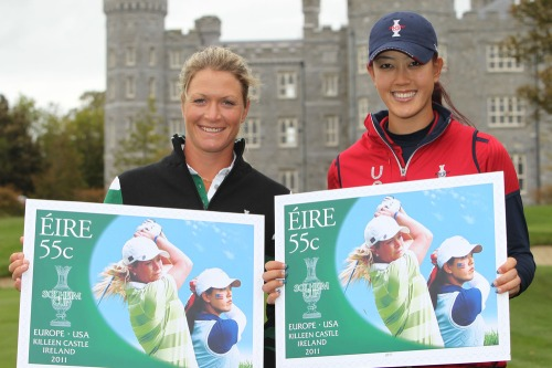 Solheim_cup_golf_stars_launch_new_stamp_max1