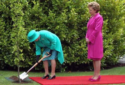 Queen_tree_planting_aras_mx34