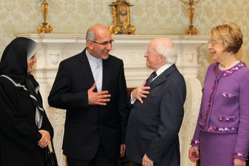 President_higgins_meets_diplomatic_corps-4