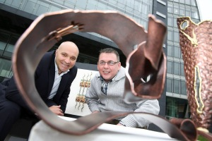 Padraig o murchu hot-metal-studio wins eircom's Digital Boost