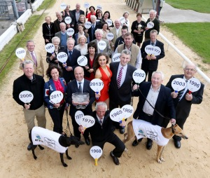 Irish Greyhound Board Signs New Three Year Derby Sponsorship Dea