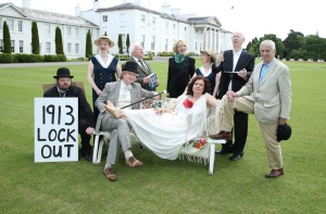 Bloomsday at the Aras