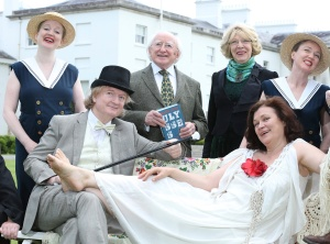 Aras Bloomsday