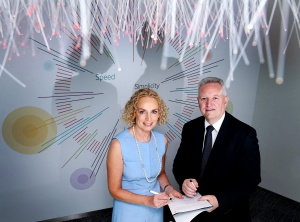 Vodafone Ireland to Build High Speed Fixed Data Network for Publ