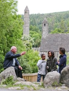 Obama Family at Glendalough mx-6