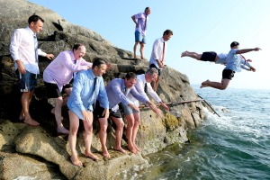 Accountants, investment managers and lawyers take the plunge tog
