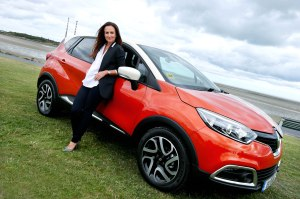 Busy Mum Lorraine Keane appointed Renault Ireland Brand Ambassad