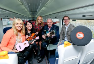 RTE BIG MUSIC WEEK LAUNCH MX-6